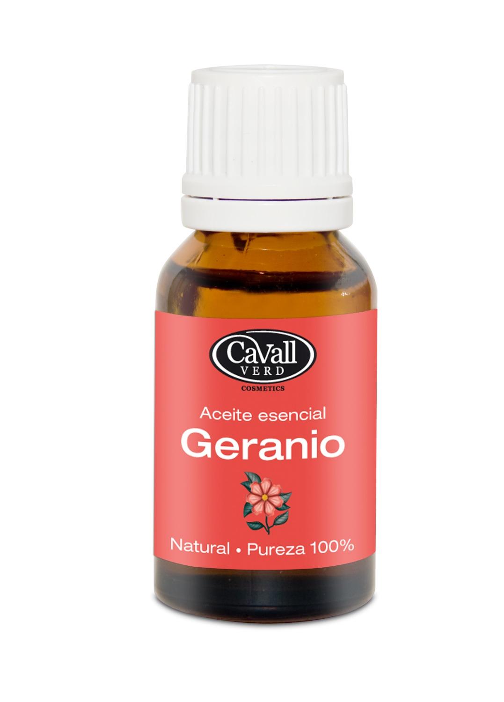 Esencia de Geranio natural Cavall Verd 15 ml