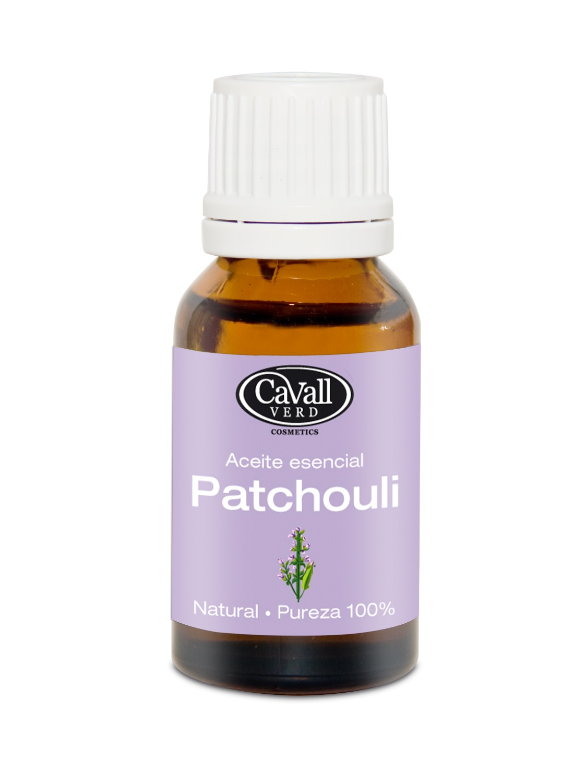 Esencia de Patchuli natural Cavall Verd 15 ml