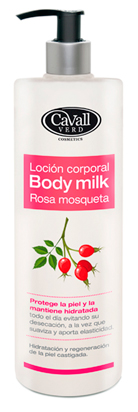 Body Milk Rosa Mosqueta Cavall Verd 200 ml