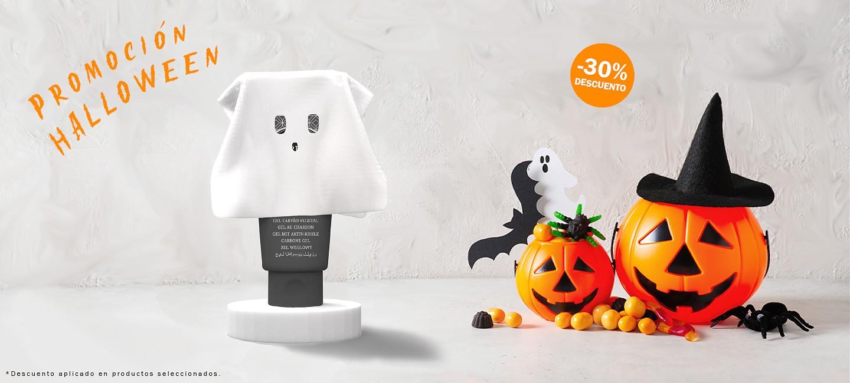 Promo Halloween descuento 30%