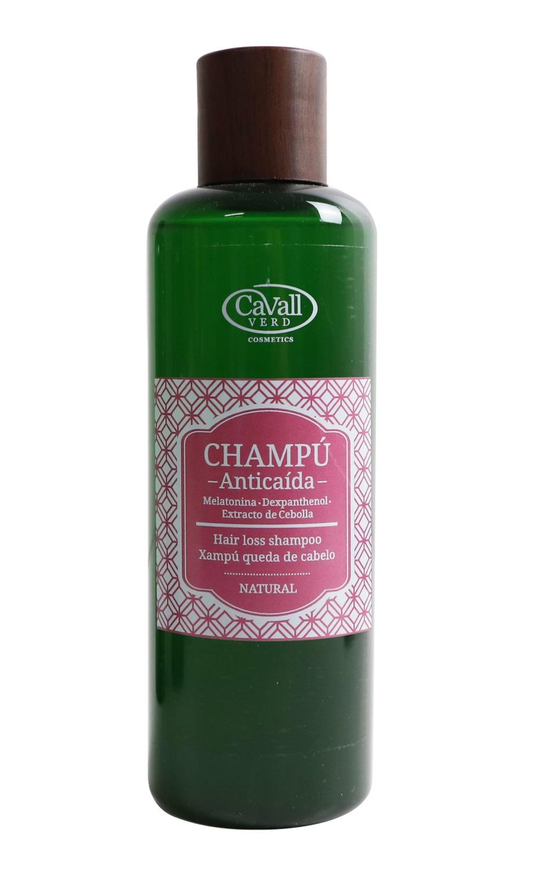 Champú Anticaída Extracto Cebolla Cavall Verd 200 ml