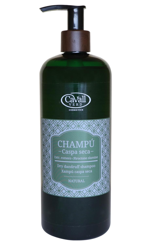 Champú Caspa Seca Cavall Verd 500 ml