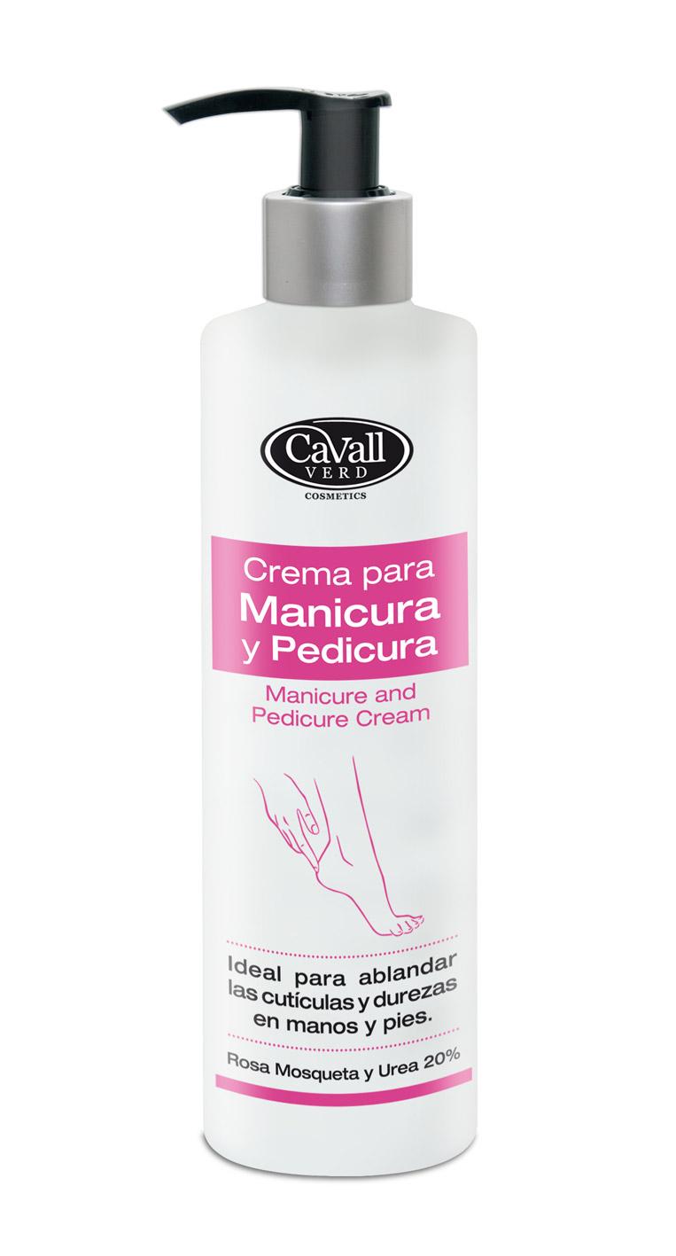 Crema para Manicura y Pedicura Cavall Verd 200 ml