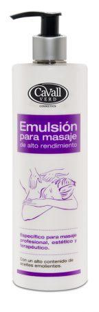 Emulsión para Masaje Cavall Verd 500 ml