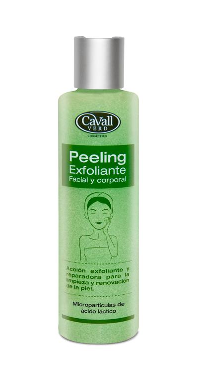 Peeling Exfoliante Microesferas Cavall Verd 200 ml