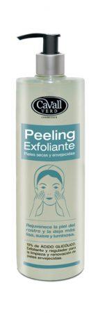 Peeling Exfoliante Facial Acido Glicolico Cavall Verd 500 ml