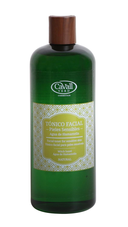 Tonico Facial Pieles Sensibles Agua de Hamamelis Cavall Verd 500 ml